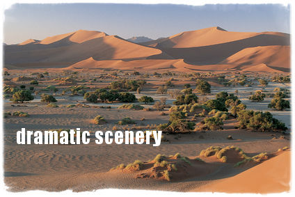 Exclusive Namibia Adventure