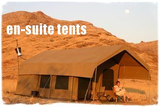 Luxury Camping Safaris