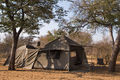 Whilst on the Okavango & Chobe Wildlife Adventure you'll stay in spacious and comfortable en suite tents
